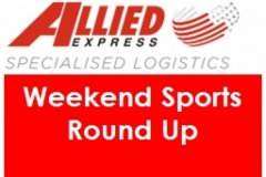 Weekend Sports Round Up